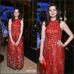 Anne Hathaway In  Oscar de la Renta – 'Colossal' New York Premiere After Party