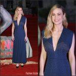 "Brie Larson  In Derek Lam – ""KONG: Skull Island"" Mexico City Premiere"