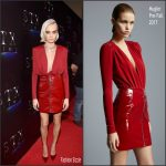 Cara Delevingne In Mugler  At  CinemaCon 2017