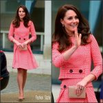 Catherine, Duchess of Cambridge In Eponine London – Maternal Mental Health Films Launch