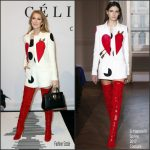 Céline Dion  In Schiaparelli  – Céline Dion Collection  Launch