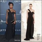 Cynthia EriVo In Gabriela Hearst –  2017 Weinstein Films' Pre-Oscar  Dinner