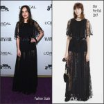 Dakota Johnson In Dior – 2017 Vanity Fair Young Hollywood Party