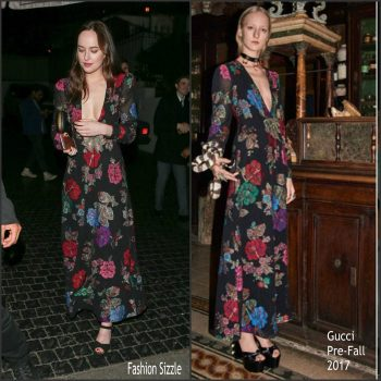 dakota-johnson-in-gucci-elton-john-70th-birthday-700×700