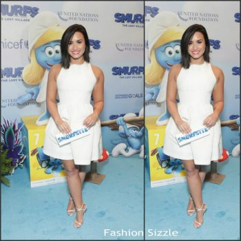 demi-lovato-in-jill-stuart-un-smurfs-the-lost-village-celebrate-international-day-of-happiness-700×700
