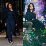 Demi Lovato  In Rhea Costa – Good Morning America