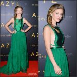 Efrat Dor  In Leanne Marshall – The Zookeepers Wife Poland Screening