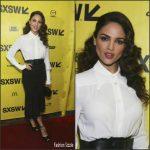 """Eiza González In Michael  Kors – """"Baby Driver"""" – SXSW Film Festival Premiere"""