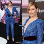 "Elizabeth Banks  In Zuhair Murad –  ""Power Rangers""  LA Premiere"