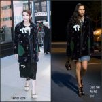 Emma Roberts In Coach – Build Series Presents: 'The Blackcoat's Daughter'