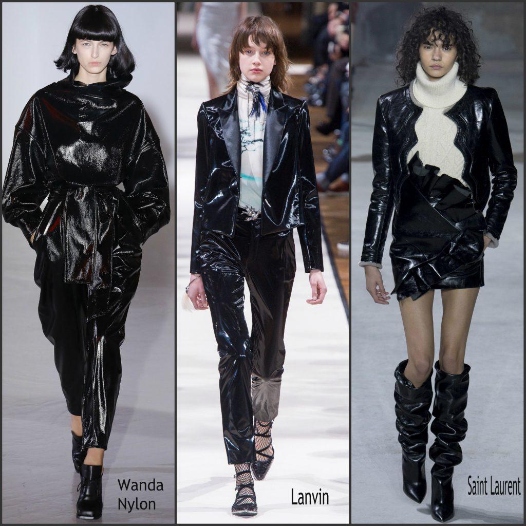 Paris Fashion Week Fall 2017 Fashion Trends
