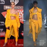 Halsey In Versus Versace – 2017 iHeartRadio Music Awards