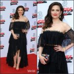Hayley Atwell In Philosophy di Lorenzo Serafini – Three Empire Awards