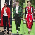 Jared Leto  In  Gucci –  Vanity Fair Oscar Party