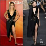 Jennifer Lopez In Elie Saab Couture – NBC Universal Press Day In LA