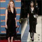 Jessica Chastain In Prada – 'The Zookeeper's Wife' New York  Screening