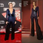 Kelsea Ballerini  In Pamella Roland – 2017 iHeartRadio Music Awards