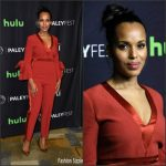 Kerry Washington In Roksanda  – 34th Paleyfest  LA 'Westworld ' Panel
