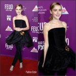 Kiernan Shipka In Oscar De La Renta –   Feud : Bette and Joan LA Premiere