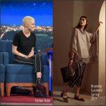 Kristen Stewart In Brunello Cucinelli – 'The Late Show With Stephen Colbert'