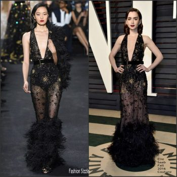 lily-collins-in-elie-saab-2017-vanity-fair-oscar-party-700×700