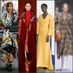 London Fashion Week Fall 2017 Fashion Trends