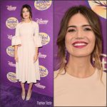 Mandy Moore In Roksanda  At  'Tangled Before Ever After' LA Screening