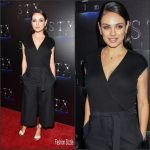 Mila Kunis  In  Brunello Cucinelli  At CinemaCon 2017