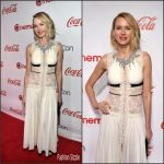 Naomi Watts In Miu Miu  At The CinemaCon Big Screen Achievement Awards