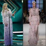 Nicole Kidman In Giambattista Valli Couture – Goldene Kamera 2017