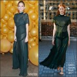 Nicole Richie In Cédric Charlier – 'The Hollywood Reporter' & Jimmy Choo Stylist Dinner In LA