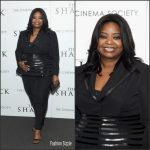 Octavia Spencer In   Tadashi Shoji – The Shack New York Premiere