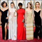 Oscars 2017  Best Dressed  On The Redcarpet
