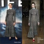 Rebecca Ferguson In Emilia Wickstead – 'Life' Photocall In London