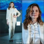 Rebecca Ferguson  In Ralph Lauren  –  'Life' Paris Photocall