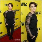 Rooney Mara  In Saint Laurent  – Song to Song SXSW Premiere