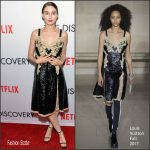 Rooney Mara In Louis Vuitton  At 'The Discovery' Netflix Premiere