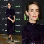 Sarah Paulson In Prada  At PaleyFest Los Angeles: 'American Horror Story'