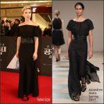 Scarlett Johansson In Azzedine Alaia – 'Ghost In The Shell' Seoul Premiere