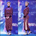 Scarlett Johansson In Haney – 'Ghost In The Shell' Tokyo Press Conference