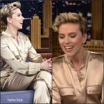 Scarlett Johansson In Haney – The Tonight Show Starring Jimmy Fallon