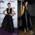 Sofia Carson  In Alex Perry – 2017 Vanity Fair Young Hollywood Party