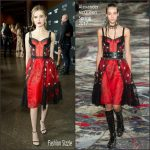 Zoey Deutch  In Alexander McQueen – Before I Fall LA Premiere