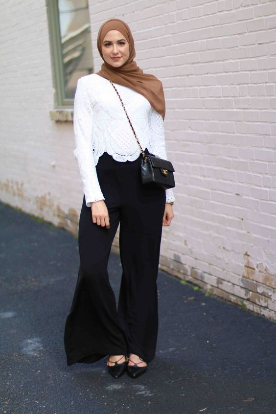 2945a088c4e How To Wear Hijab Street Style - Fashionsizzle