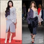 Fan  Bingbing In Givenchy – Givenchy Store Opening In Wuhan China