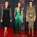 ABC's Scandal 100th Episode Celebration Red Carpet