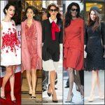 Amal Clooney   Fashion Style