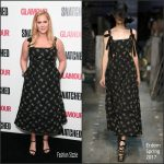 Amy Schumer In Erdem  At 'Snatched' London Screening