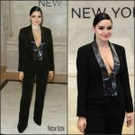 Ariel Winter In Jovani Signature At  New York Stock Exchange Closing Bell