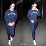 Bella  Hadid In   Tommy Hilfiger – Out In New York